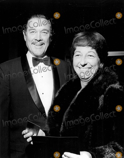 Ben Johnson, Foreigner Photo - Ben Johnson with His Wife Carol Elaine Jones Attend the Hollywood Foreign Press Golden Globe Awards at the Beverly Hilton 1972 Supplied by Globe Photos, Inc.