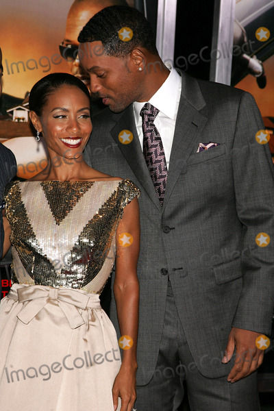 "Will Smith Photo - Will Smith and Wife Jada Pinkett Arrive For the Premiere of ""Lakeview Terrace"" at the Loews Lincoln Square Theater in New York on September 15, 2008. Photo by Terry Gatanis/Globe Photos, Inc."
