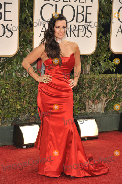 Kyle Richards Photo - The 69th Annual Golden Globes - Red Carpet Arrivals- Beverly Hills, CA 1/15/2012 Photo by Joe White-Globe Photos, Inc. Kyle Richards