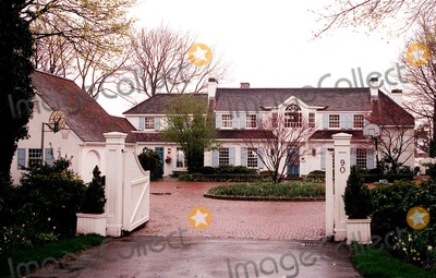 Photo - Marisa Verrochi's Home in Cohasset, Mass Supplied of Globe Photos Inc