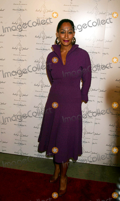 Tracy Ellis Ross, Traci Ross, Tracy Ross Photo - Olympus Fashion Week Fall 2005 Baby Phat Collection (Celebs) Ace Gallery, New York City. 02-05-2005 Photo: Rick Mackler/rangefinders/Globe Photos Inc 2005 Tracy Ellis Ross