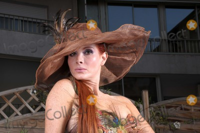 Phoebe Price, Christophe Guillarme, Estelle Photo - Phoebe Price in Dress Designed by Christophe Guillarme at the Swimming Pool of the Villa of Estelle 63rd Annual Cannes Film Festival in Cannes , France 05-20-2010 K65058pp ***Exclusive***