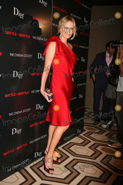 "Charlize Theron Photo - The Cinema Society and Dior Beauty Present a Screening of ""Battle in Seattle""-inside Arrivals Tribeca Grand Hotel, NYC September 17, 08 Photos by Sonia Moskowitz, Globe Photos Inc 2008 Charlize Theron"