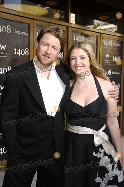Mikael Hafstrom Photo - Mikael Hafstrom and Kelly Dennis During the Premiere of the New Movie From Metro Goldwyn Mayer 1408, Held at Mann's National Theater, on June 12, 2007, in Los Angeles. Photo by Michael Germana-Globe Photos 2007