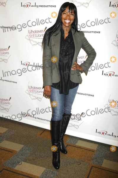 "Jill Marie Jones Photo - ""Whatever She Wants"" Los Angeles Opening Night at Kodak Theatre, Hollywood , California 10-18-2007 Jill Marie Jones Photo: Clinton H. Wallace-photomundo-Globe Photos Inc"