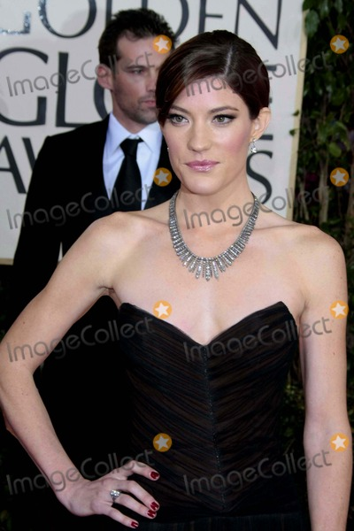 Jennifer Carpenter, Foreigner Photo - Jennifer Carpenter arriving at the 66th Annual Golden Globe Awards presented by the Hollywood Foreign Press Association (HFPA) at Hotel Beverly Hilton in Beverly Hills, Los Angeles, USA, on january 11th, 2009. Photo By Alec Michael-Globe Photos, inc.  2009