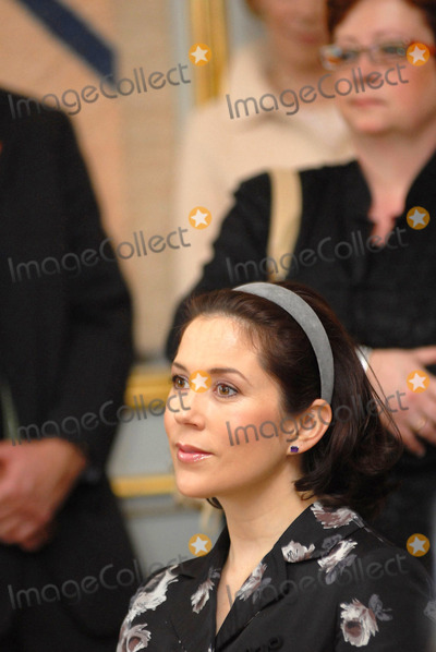 Princess Mary Of Denmark, Princess Marie of Denmark Photo - Princess Mary of Denmark Jewellery Shrine' Presentation-danish Museum of Art & Design, Copenhagen, Denmark 03-07-2007 001895 Photo by Ricardo Ramirez-richfoto-Globe Photos, Inc.