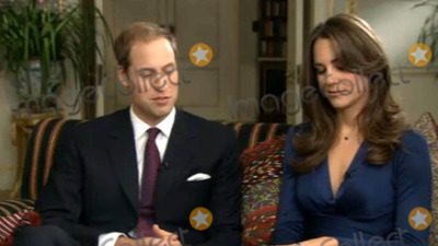 Prince, Prince William, Kate Middleton, Princess Diana, Sapphire, Wale Photo - 11-16-2010   LONDON, UK - Prince William and Kate Middleton announce their engagement and appear on TV.