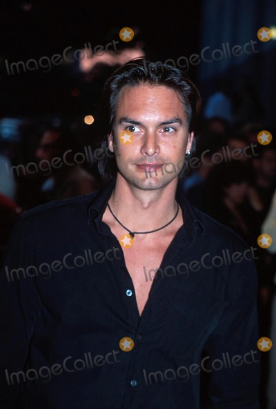 """Marcus Schenkenberg Photo - : 8/15/01 the """"Lisa Picard Is Famous"""" Screening at the Chelsea West Theatre in NYC. Marcus Schenkenberg Photo by Rick Mackler/rangefinder/Globe Photos, Inc."""