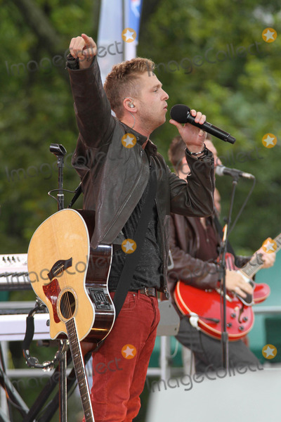 One Republic Photo - One Republic Performs For Good Morning America Concert Series in Central Park Bruce Cotler 2012 Photo by Bruce Cotler-Globe Photos, Inc.