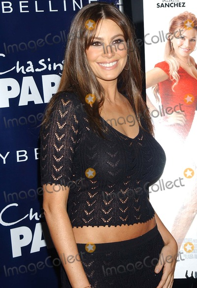 Sofia Vergara, The Unit Photo - Chasing Papi Special Screening at the United Artists Theatre Union Square, New York City 04/14/2003 Photo: Ken Babolcsay/ Ipol/ Globe Photos Inc. 2003 Sofia Vergara