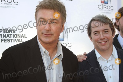 Alec Baldwin, Matthew Broderick Photo - The 2011 Hamptons International Film Festival East Hampton, NY October 15, 2011 Photos by Sonia Moskowitz, Globe Photos Inc 2011 Alec Baldwin, Matthew Broderick
