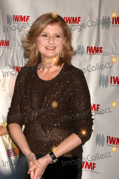 "Arianna Huffington Photo - ""2008 Courage in Journalism Awards"" Presented by the International Women's Media Foundation Beverly Hills Hotel, Beverly Hills, CA 10/16/08 Arianna Huffington Photo: Clinton H. Wallace-photomundo-Globe Photos Inc"