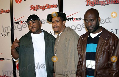De La Soul, Kanye West, Kelvin Mercer, Posdnous, Rolling Stones Photo - Rolling Stone/verizon Wireless Pre-grammy Concert with Kanye West - Red Carpet Spider Club, Hollywood, CA 02-06-2006 Photo: Clinton H.wallace-photomundo-Globe Photos Inc DE LA Soul - Kelvin Mercer- Posdnous