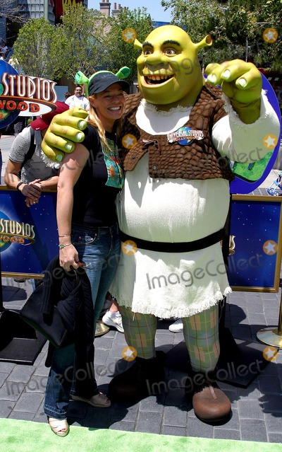 Jeri Ryan, Jery Ryan Photo - World Premiere of Shrek 4-d Universal Studios Hollywood, Universal City, CA 05/10/2003 Photo by Milan Ryba / Globe Photos Inc 2003 Jeri Ryan