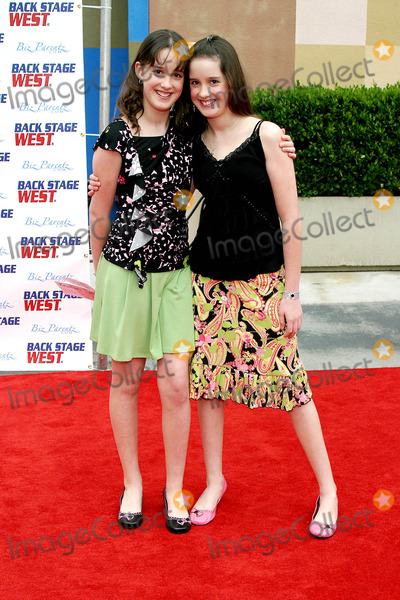 Photo - Care (Child Actor Recognition Event) Event to Honor Hollywood's Youngest Actors. Globe Theatre, Universal Studios, Hollywood, California. 03-13-2005 Photo; Jamie Rodriguez-Globe Photos Inc 2005 Kylie and Keaton Tyndell