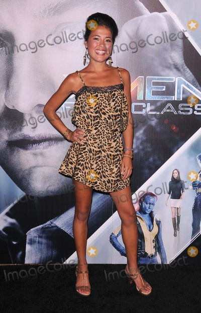 "Ariel Tweto Photo - ""x-men: First Class"" Blu-ray and Dvd Release Party at the Roosevelt Hotel in Hollywood, CA 9/8/11 Photo by Scott Kirkland-Globe Photos   2011 Ariel Tweto"