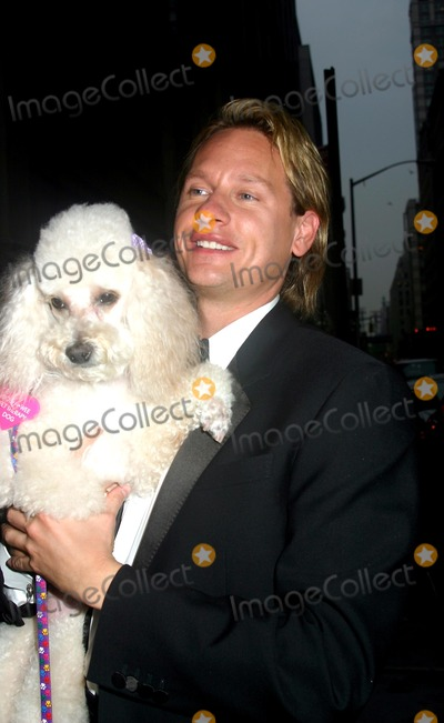 "Carson Kressley Photo - Bide-a-wee Hosts the 9th Annual, Star Studded ""Have a Heart"" Gala. the Metropolitan Club, New York City. 05/12/2004 Photo: Mitchell Levy / Rangefinders / Globe Photos Inc 2004 Carson Kressley"