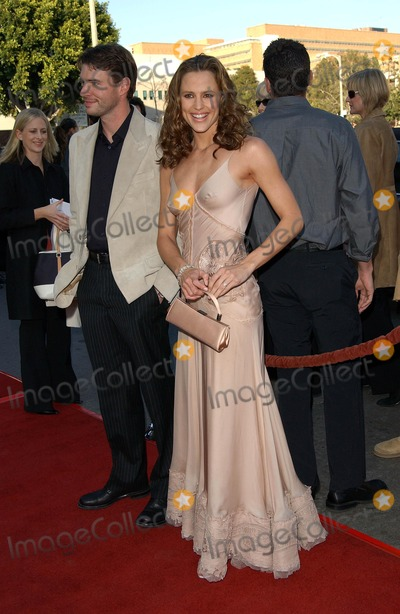 Jennifer Garner, Scott Foley Photo - . Daredevil Premiere. at Mann Village Theater. in Westwood, CA. 2/9/2003 . Photo by Fitzroy Barrett / Globe Photos Inc. 2003 Jennifer Garner and Scott Foley