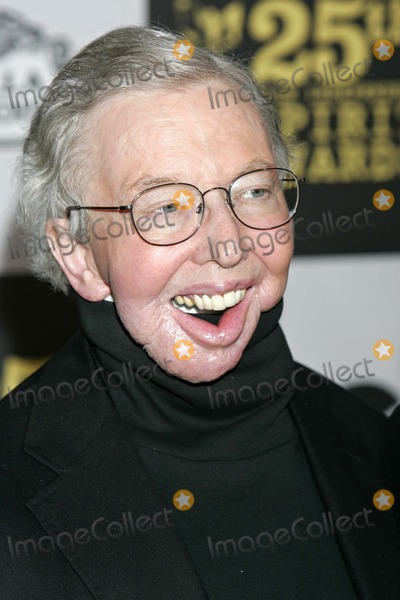 Roger Ebert Photo - Roger Ebert the 25th Annual Independent Spirit Awards Nokia Event Deck March 5, 2010 Los Angeles, Ca Roger Harvey