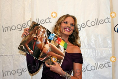 Anne V, Anne V., ANN V Photo - Sports Illustrated Swimsuit Issue 2010 Launch, with Models Provocateur, NYC 02-09-2010 Photos by Barry Talesnick-ipol- Globe Photos Inc 2010 Anne V
