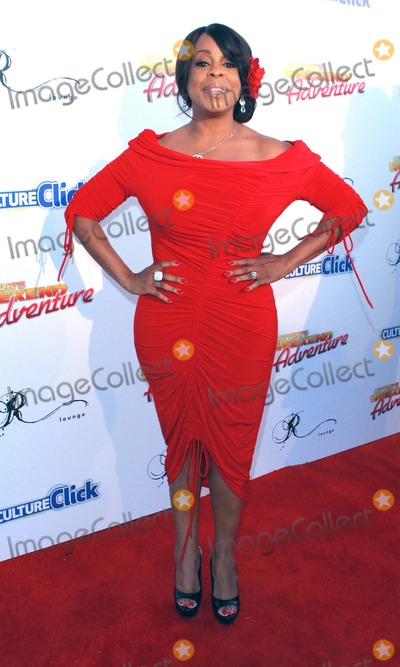 Niecy Nash Photo - Niecy Nash Click Culture Launch Party Held at the R Lounge, Studio City, CA. August 25 - 2011. Photo: Tleopold/Globephotos