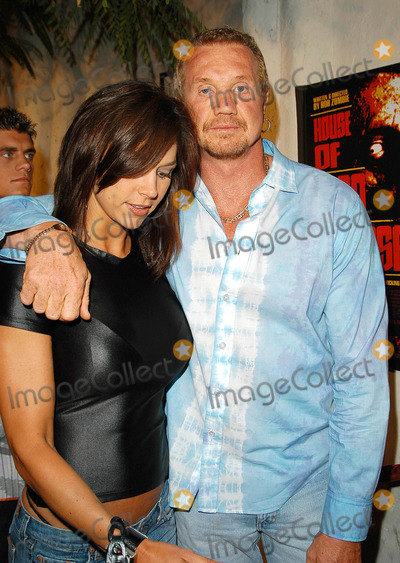 Diamond Dallas Page Photo - - House of 1000 Corpses - Dvd Premiere Party - Club A.d., Los Angeles, CA - 08/06/2003 - Photo by Jonathan Friolo / Globe Photos Inc. 2003- Diamond Dallas Page - Wrester and Date