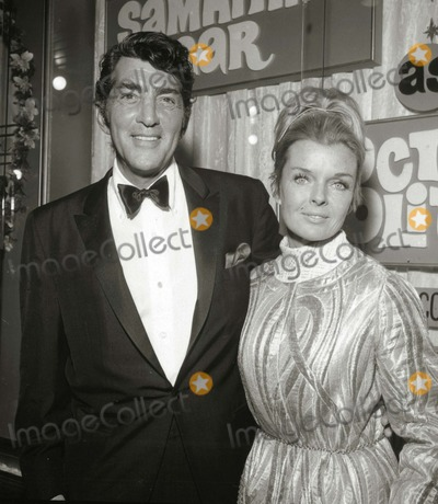 Dean Martin Photo - Dean Martin and Wife Jeanne Photo: Nate Cutler/Globe Photos Inc