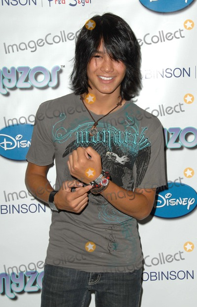 BooBoo Stewart, Fred Segal Photo - Celebrity Launch Party For New Myzos Lines at Ron Robinson Lifesize Kids at Fred Segal in Santa Monica, CA 08-22-2009 Photo by Scott Kirkland-Globe Photos @ 2009 Booboo Stewart