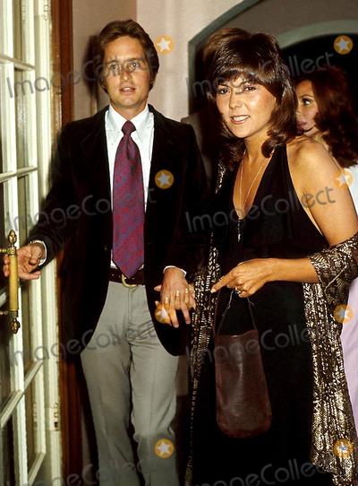 Brenda Vaccaro and michael douglas