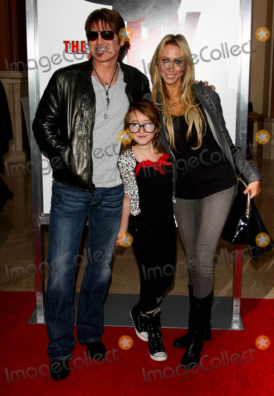Billy Ray, Billy Ray Cyrus, Noah Cyrus Photo - Billy Ray Cyrus, Noah Cyrus, Laetcia Cyrus Actor, Daughter and Wife the Spy Next Door, Held at the Grove Cinemas, on January 9, 2010, in Los Angeles. Photo by Graham Whitby Boot-allstar-Globe Photos, Inc. 2009
