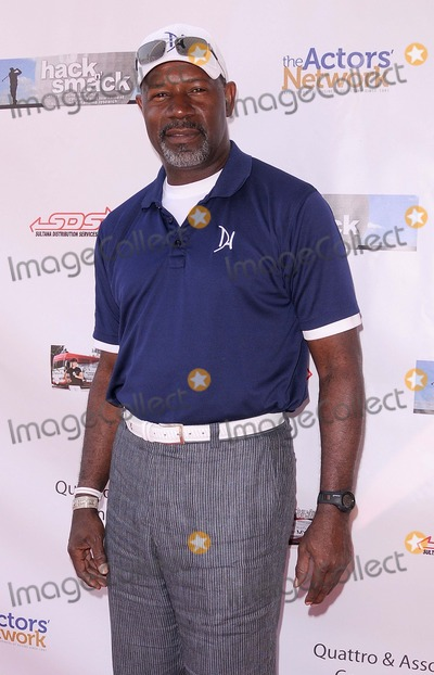 Dennis Haysbert Photo - Annual Hack N' Smack Celebrity Golf Classic at Barnes & Noble at El Caballero Country Club in Tarzana, CA 4/30/12 Photo by Scott Kirkland-Globe Photos copyright 2012 Dennis Haysbert