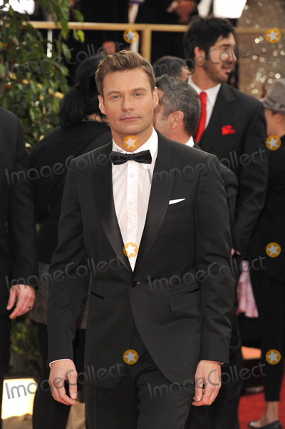 Ryan Seacrest Photo - The 69th Annual Golden Globes - Red Carpet Arrivals- Beverly Hills, CA 1/15/2012 Photo by Joe White-Globe Photos, Inc. Ryan Seacrest