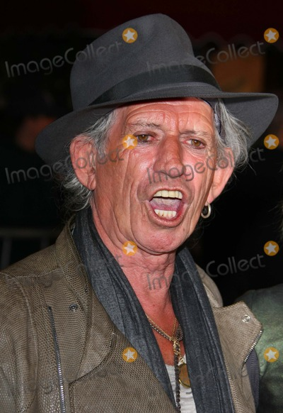"Keith Richards, Rolling Stones Photo - Keith Richards Rolling Stones  ""Pirates of the Caribbean: on Stranger Tides"" World Premiere  Held at Disney Land, Anaheim, CA. May  7 - 2011. photo Graham Whitby boot-allstar - Globe Photos, Inc."