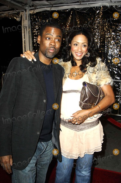 Chris Rock, Malaak Compton Photo - Chris Rock and Malaak Compton During the Premiere of the New Movie From Paramount Pictures' Norbit, Held at Graumann's Chinese Theatre, on February 8, 2007, in Los Angeles. Photo by Michael German-Globe Photos 2007