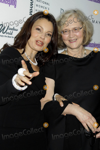 Fran Drescher Photo - Good Housekeeping's Annual Shine on Awards Honoring Remarkable Women Radio City Music Hall, NYC April 12, 2011 Photos by Sonia Moskowitz, Globe Photos Inc 2011 Fran Drescher, Dr Elizabeth Blackburn