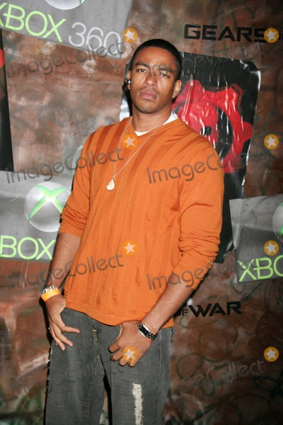 "Laz Alonso Photo - Xbox 360 - ""Gears of War"" Launch Party Hosted by Microsoft Game Studios and Epic Games Hollywood Forever Cemetery, Los Angeles, CA 10-25-2006 Laz Alonso Photo: Clinton H. Wallace-photomundo-Globe Photos Inc"