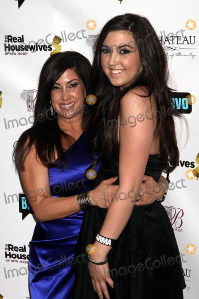 Photo - Jacquelina Laurita, and Daughter Asley Holmes Boy at Bravo's ''Real Housewives of N.J.'' Party to Kick Off Thier 2nd Season in Patterson N.J. 05-03-2010 Photo by John Barrett/Globe Photos, Inc.2010