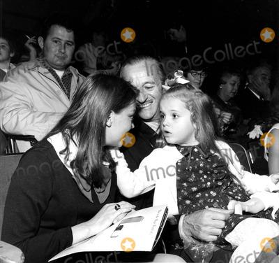 David Niven  Natalie Wood Photo - Natalie Wood with David Niven Sr    David Niven Kristina Niven