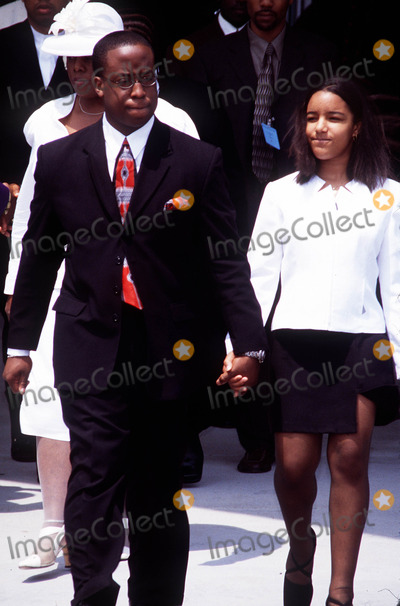 "Lisa Lopes, Left Eye Lopes, Lisa ""Left Eye"" Lopes Photo - Funeral"