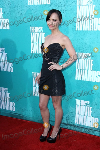 Christina Ricci Photo - Christina Ricci attends the Mtv Movie Awards 2012 on the 3rd June 2012 at Gibson Amphitheatre,universal City,usa.photo:tleopold/Globephotos