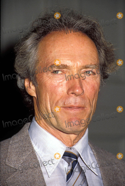 Clint Eastwood Photo - Clint Eastwood at the L.A. Theatre Benefit 9/1990 #16021 Photo by Phil Roach/ipol/Globe Photos, Inc.