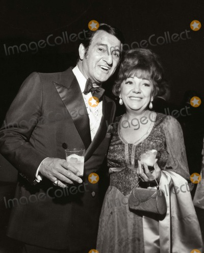 Danny Thomas Photo - Danny Thomas and Wife Rosemarie Photo: Nate Cutler/Globe Photos Inc