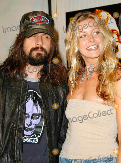 Rob Zombie Photo - - House of 1000 Corpses - Dvd Premiere Party - Club A.d., Los Angeles, CA - 08/06/2003 - Photo by Jonathan Friolo / Globe Photos Inc. 2003- Rob Zombie and Wife Sheri