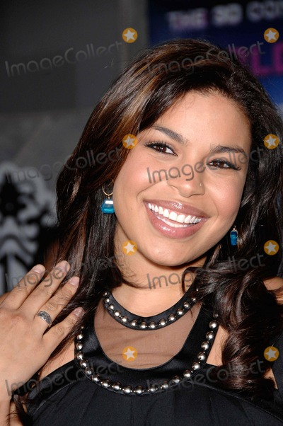 Jordin Sparks, Jonas Brothers, Jona, Jordan Sparks Photo - Jordan Sparks During Jonas Brothers the 3d Concert Experience, Held at the El Capitan Theatre, on February 24, 2009, in Los Angeles. Photo: Michael Germana / Superstar Images - Globe Photos