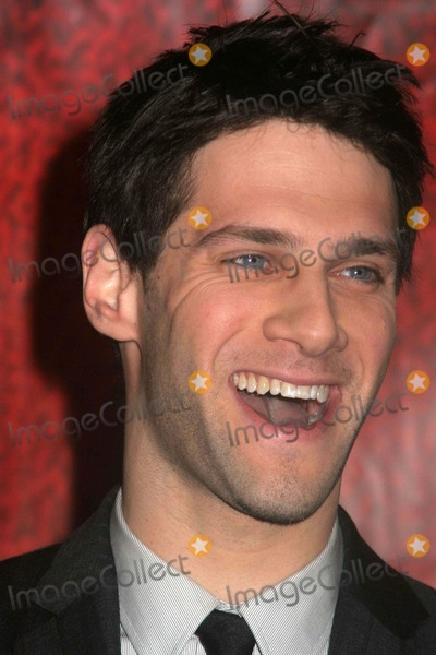"Justin Bartha Photo - Premiere of "" National Treasure: Book of Secrets "" at the Ziegfeld Theatre in New York City on 12-13-2007 Photo by Paul Schmulbach-Globe Photos 2007 Justin Bartha"