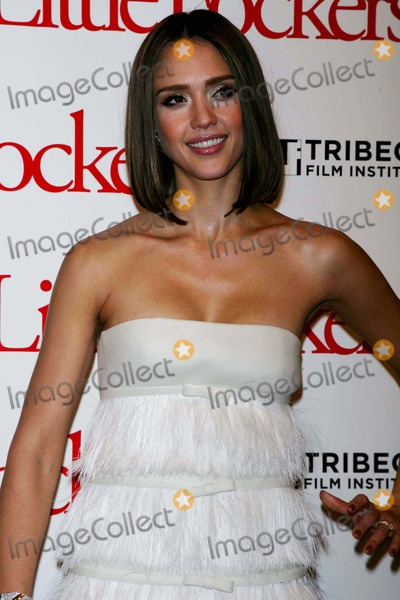"Jessica Alba Photo - Jessica Alba Arrives For the World Premiere of ""Little Fockers"" Benefitting the Not-for-profit Tribeca Film Institute at the Ziegfeld Theater in New York on December 15, 2010. Photo by Sharon Neetles/Globe Photos, Inc."