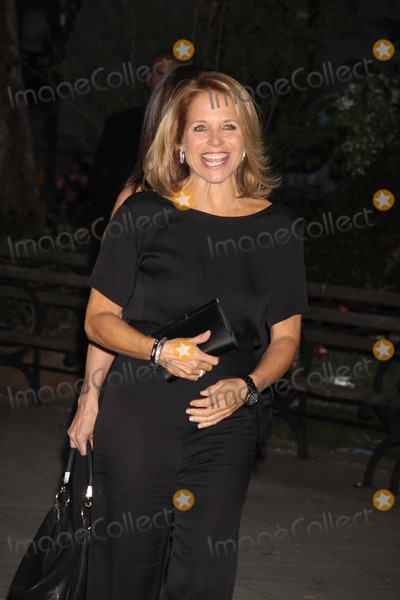 Katie Couric, Supremes Photo - Katie Couric at Tribeca Film Festival Opening Vanity Fair Party at State Supreme Courthouse 4-17-2012 Photo by John Barrett-Globe Photos, Inc.
