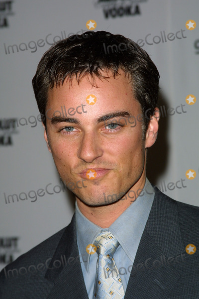 Kerr Smith Photo - Glaad Media Awards at the Century Plaza Hotel LA. Kerr Smith Photo by Fitzroy Barrett / Globe Photos Inc. 4-28-2001 K21640fb (D)