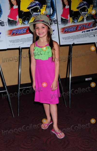 "Mackenzie Aladjem Photo - ""Free Style"" New York Premiere at Chelsea Clearview Cinema 9 in New York City 09-24-2009 Photo by Ken Babolcsay-ipol-Globe Photos, Inc. Mackenzie Aladjem"